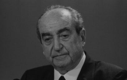 Умер бывший премьер-министр Константин Мицотакис