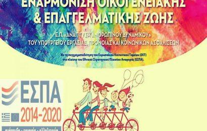 Изменения в программе ΕΣΠΑ для детских садов