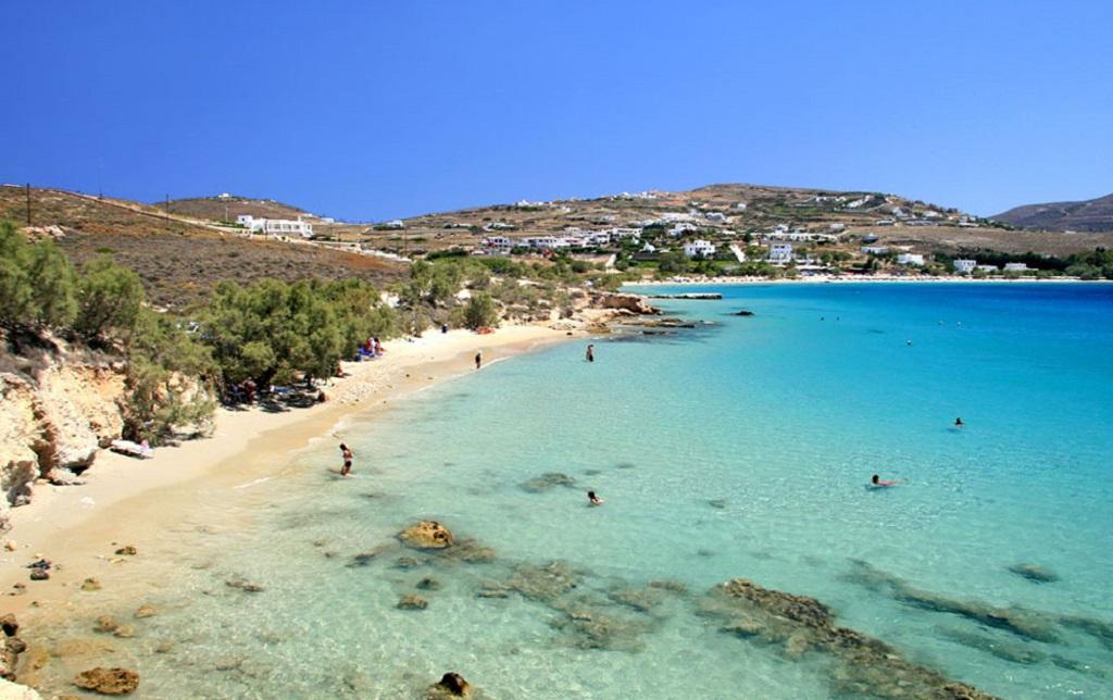 пляж Глифадес
