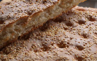 Лагана: Греческий хлеб для Чистого Понедельника
