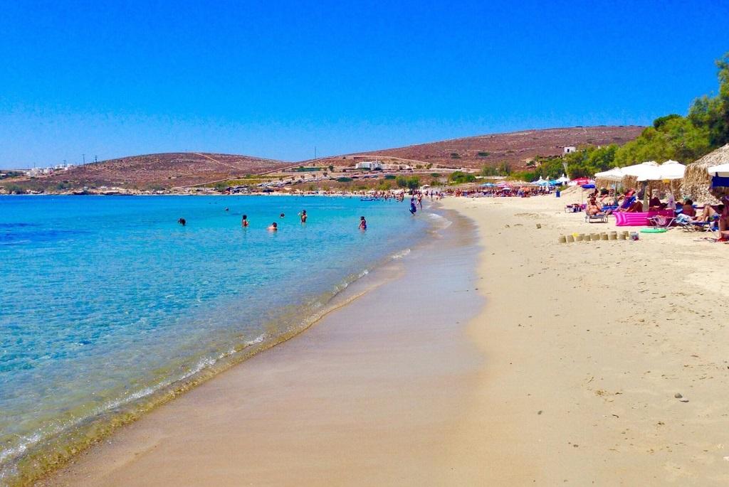 пляж Мартсело