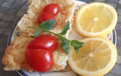 Саганаки: Горячая закуска из сыра