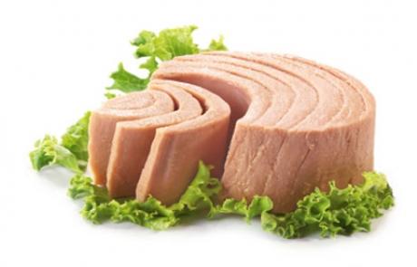 консервированный тунец