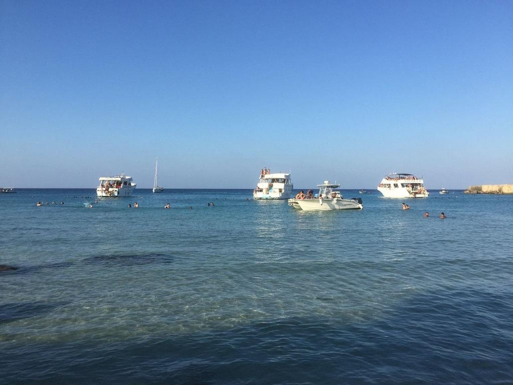 катера на Кипре