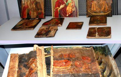 Священнослужитель пытался продать икону 18 века за 450 тыс. евро