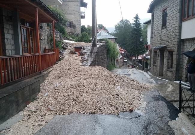 камни после потопа