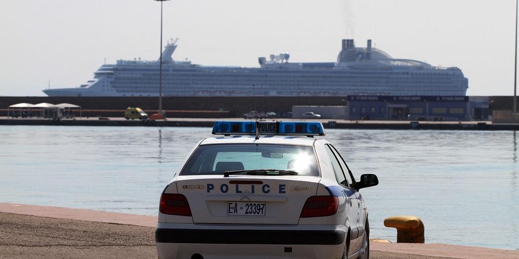 полиция побережье