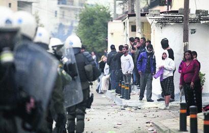 Салоники: Цыгане стреляли в воздух и выкладывали видео в Фейсбук