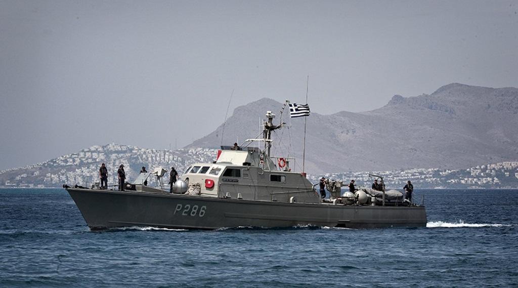 греческая береговая охрана
