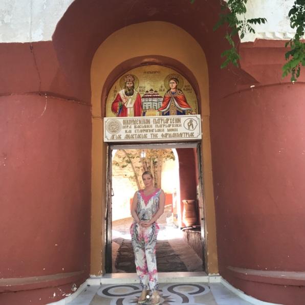 Анастасия Волочкова церковь