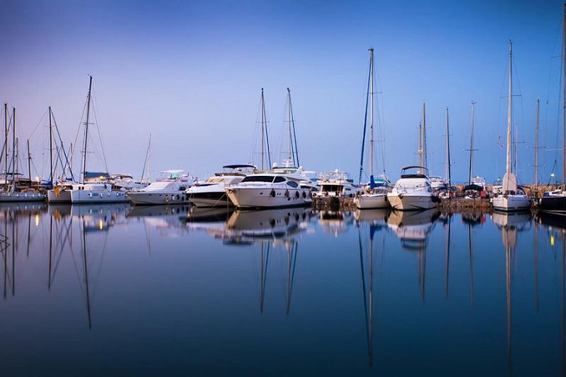 Крит яхты