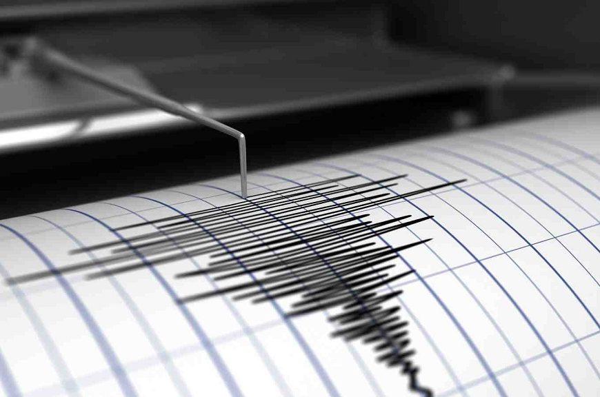 На Крите произошло землетрясение