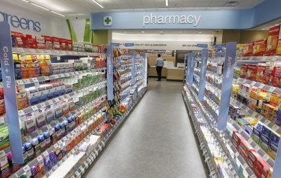 Лекарства в супермаркетах