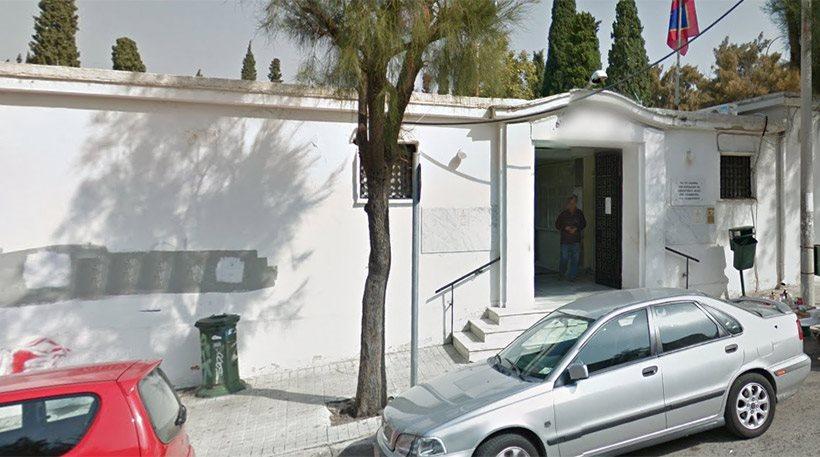 убийство на кладбище в греции