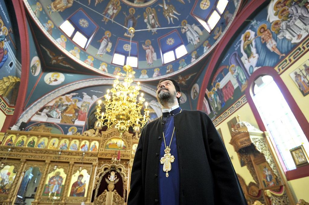 крещение венчание в греческой церкви