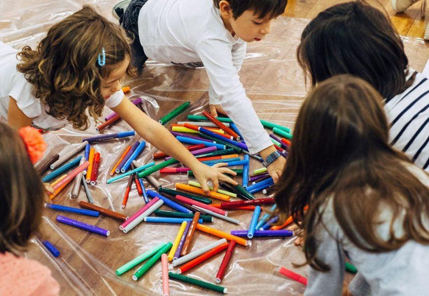 Обучающие программы для детей в Музее Кикладского Искусства