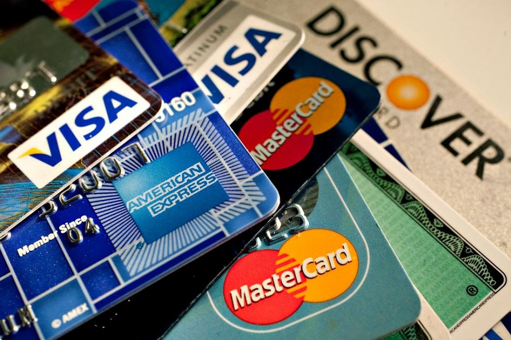 банковские карты visa mastercard