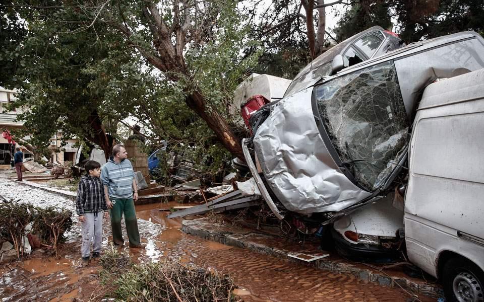 наводнение, стихийное бедствие, мандра