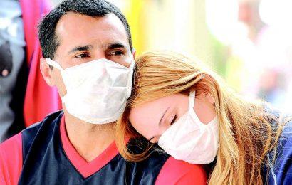 Вспышка гриппа в Греции