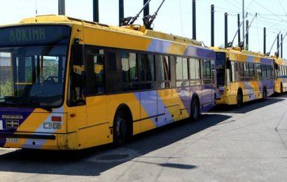 25 апреля в Греции состоится забастовка водителей троллейбусов