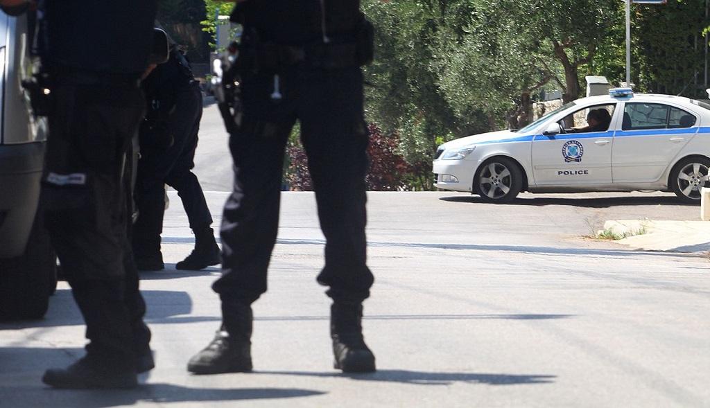 полиция в греции