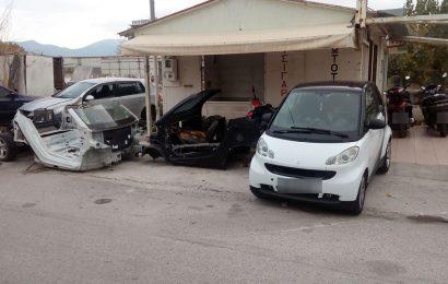 Полиция Аттики арестовала банду, промышлявшую угоном автомобилей