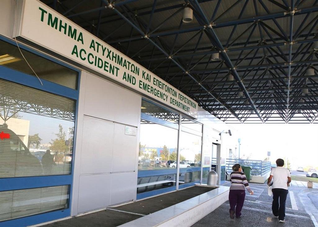 больница в греции
