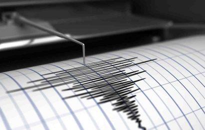 Землетрясение в 4,7 балла на Крите