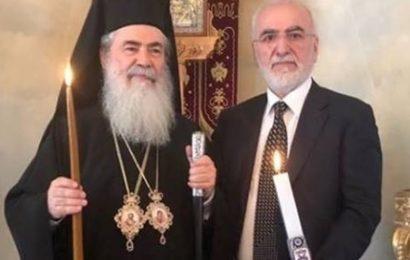 Иван Саввиди привез Благодатный огонь в Ростов-на-Дону