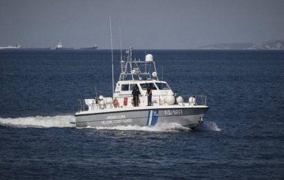 Турецкие рыбаки обстреляли греческих рыбаков