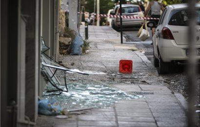 Взрыв прогремел в Пирее