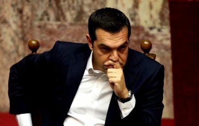 Споры о названии соседней республики развалили коалиционное правительство Греции
