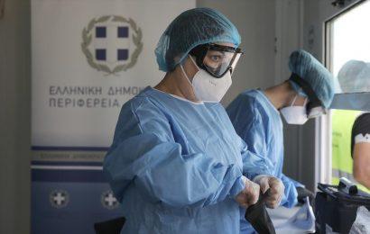 Коронавирус в Греции. Статистика за день.