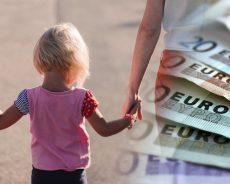 Выплаты на детей. Семейное пособие А21.