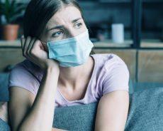 Количество зараженных коронавирусом в Афинах увеличивается