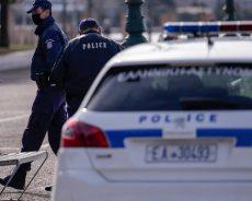 Строгую изоляцию в Афинах продлили до 8 марта