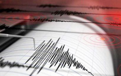 Землетрясение на острове Закинфос